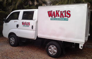 Wakkis On Wheels